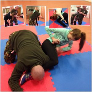 self defence school in Essex