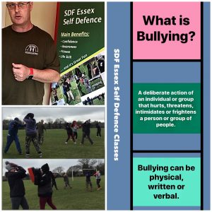 Anti bullying SDFEssex Self defence