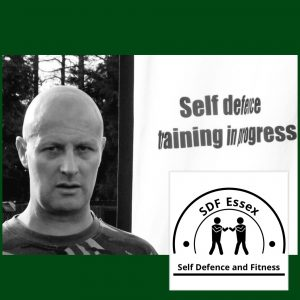 Self defence with SDF Essex