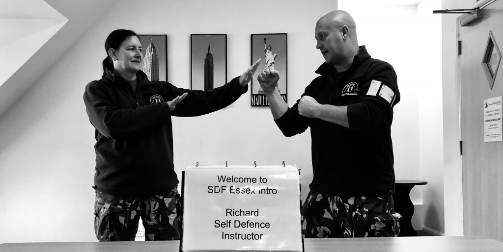 Self defence Chelmsford Essex