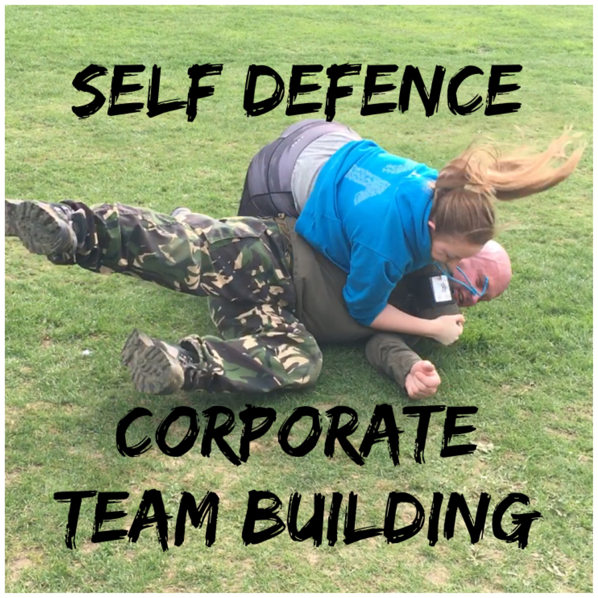 self defence group activity
