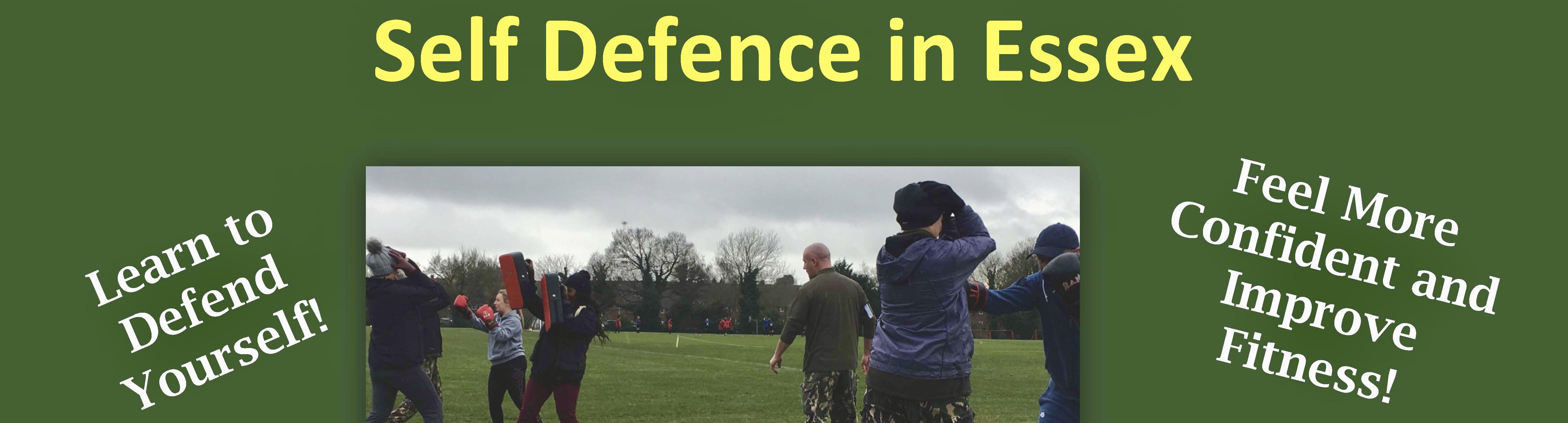 Testimonial Self Defence with SDF Essex